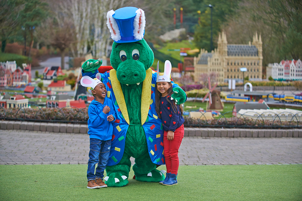 LEGOLAND Windsor Ollie Easter