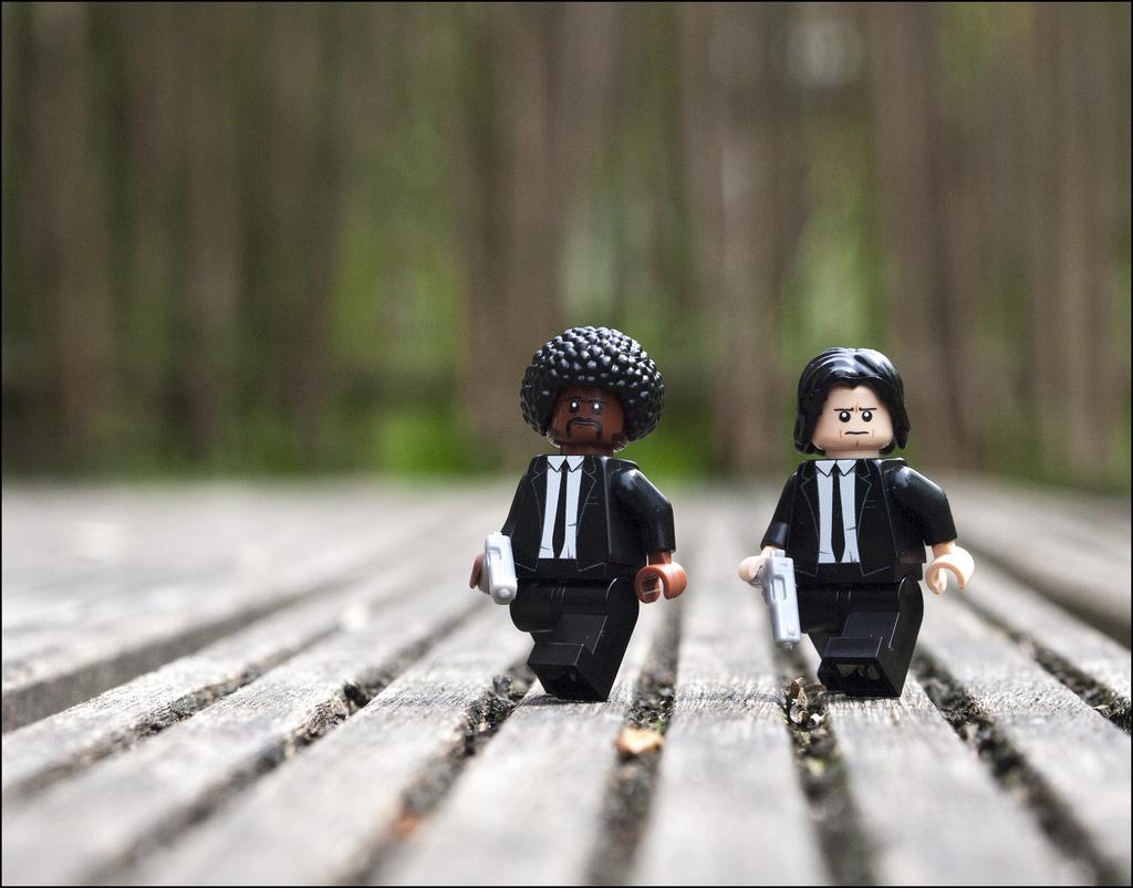 LEGOPulpfiction