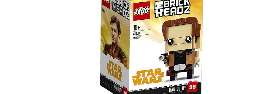 LEGO 41608 Han Solo Featured