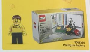 LEGO 5005358 Minifigure Factory 300x173