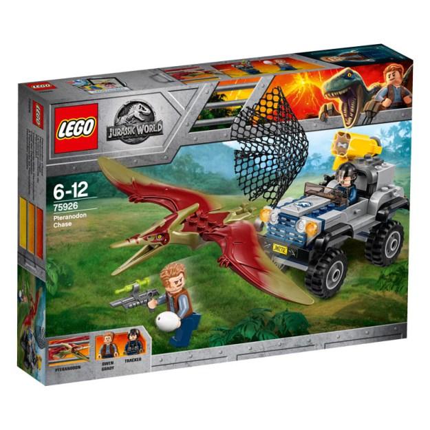 LEGO 75926 Pteranodon Chase