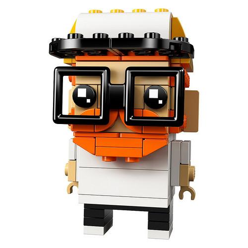 LEGO BrickHeadz 41597 Go Brick Me 4