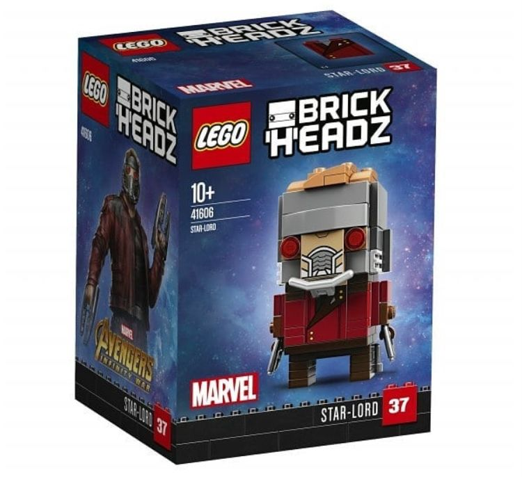 LEGO BrickHeadz 41606 Star Lord
