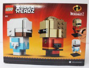 LEGO BrickHeadz Incredibles Mr Incredible Frozone 2 300x229