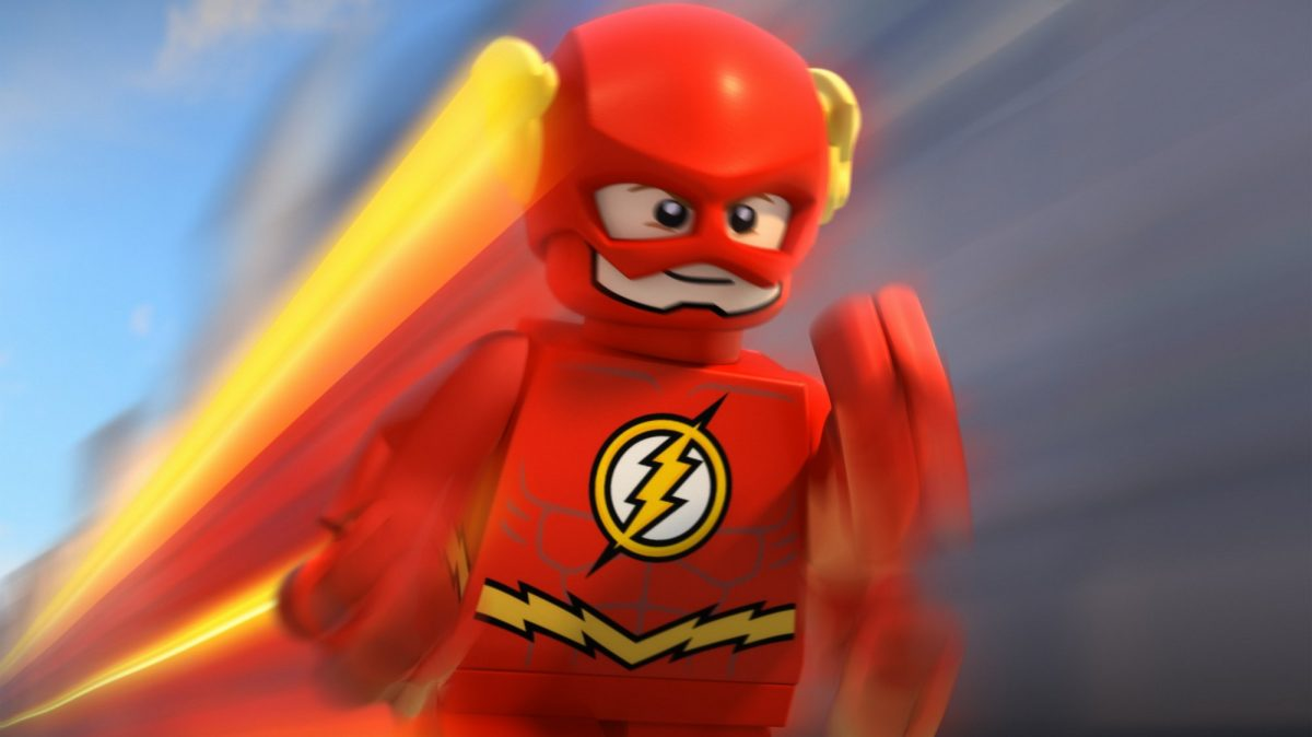 LEGO DC Super Heroes The Flash 2