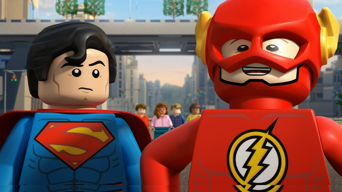 LEGO DC Super Heroes The Flash 3