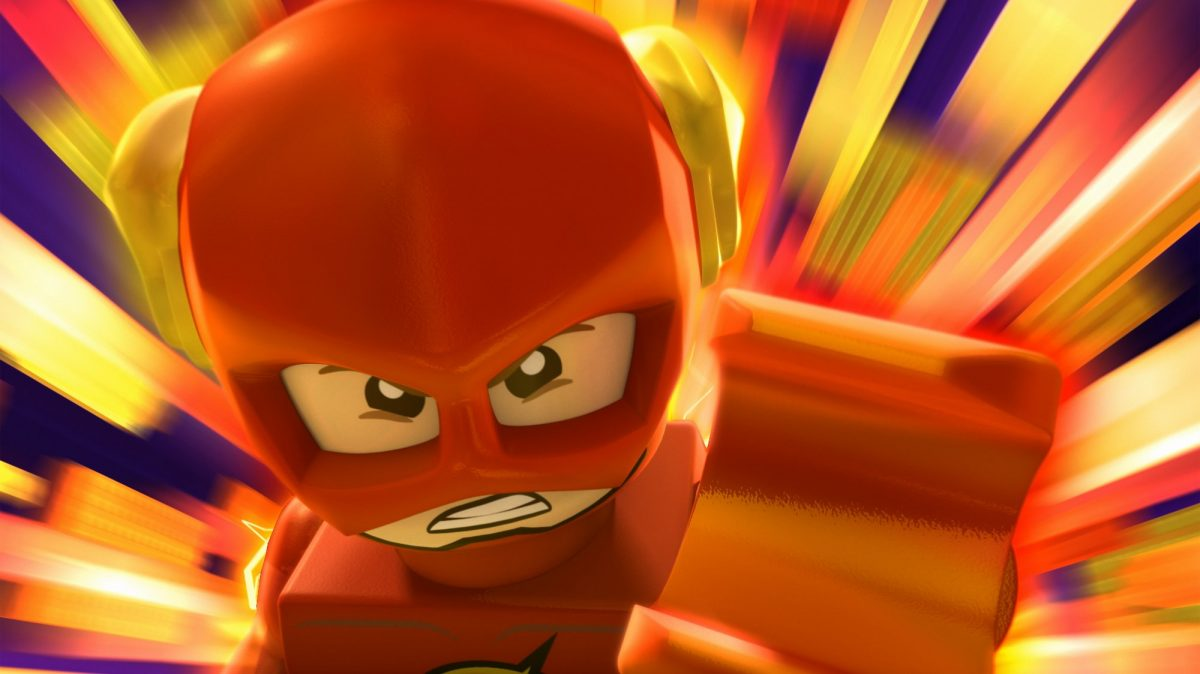 LEGO DC Super Heroes The Flash 4