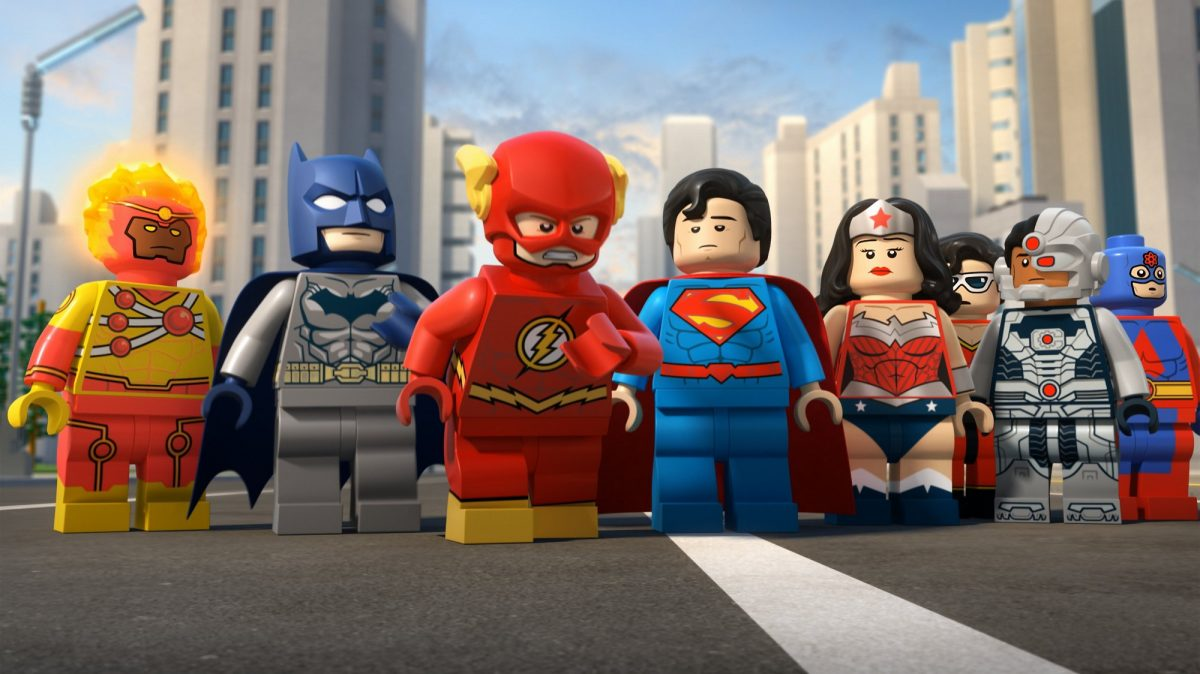 LEGO DC Super Heroes The Flash 5