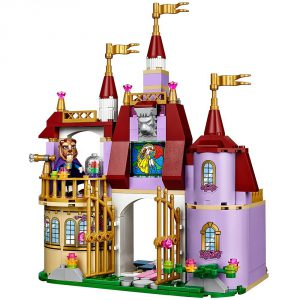 LEGO_Disney_41607_Belle_Enchanted_Castle
