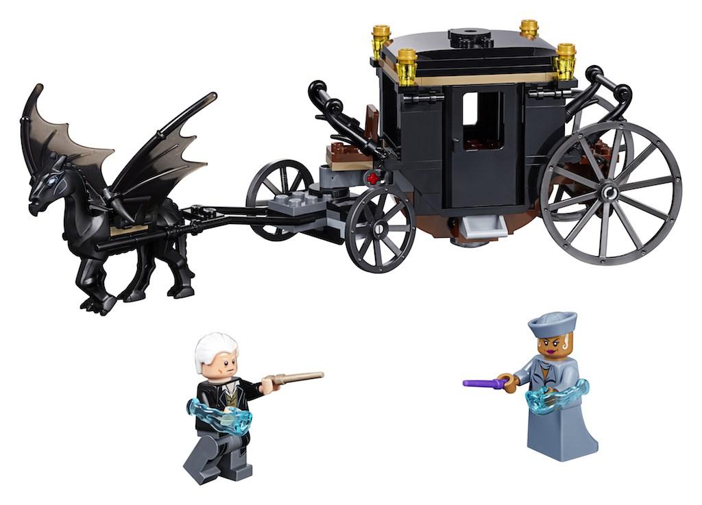 LEGO Harry Potter Grindelwalds Escape