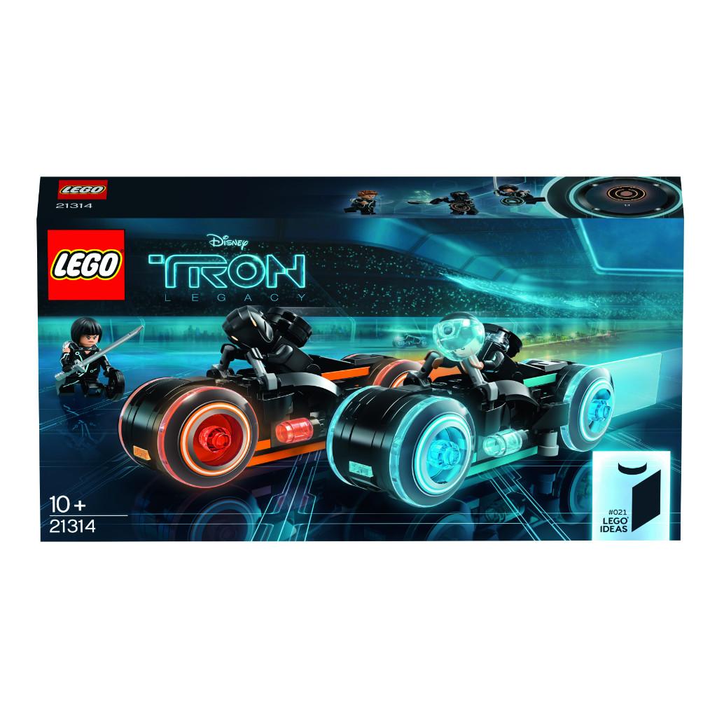 LEGO Ideas 21314 TRON Legacy 16