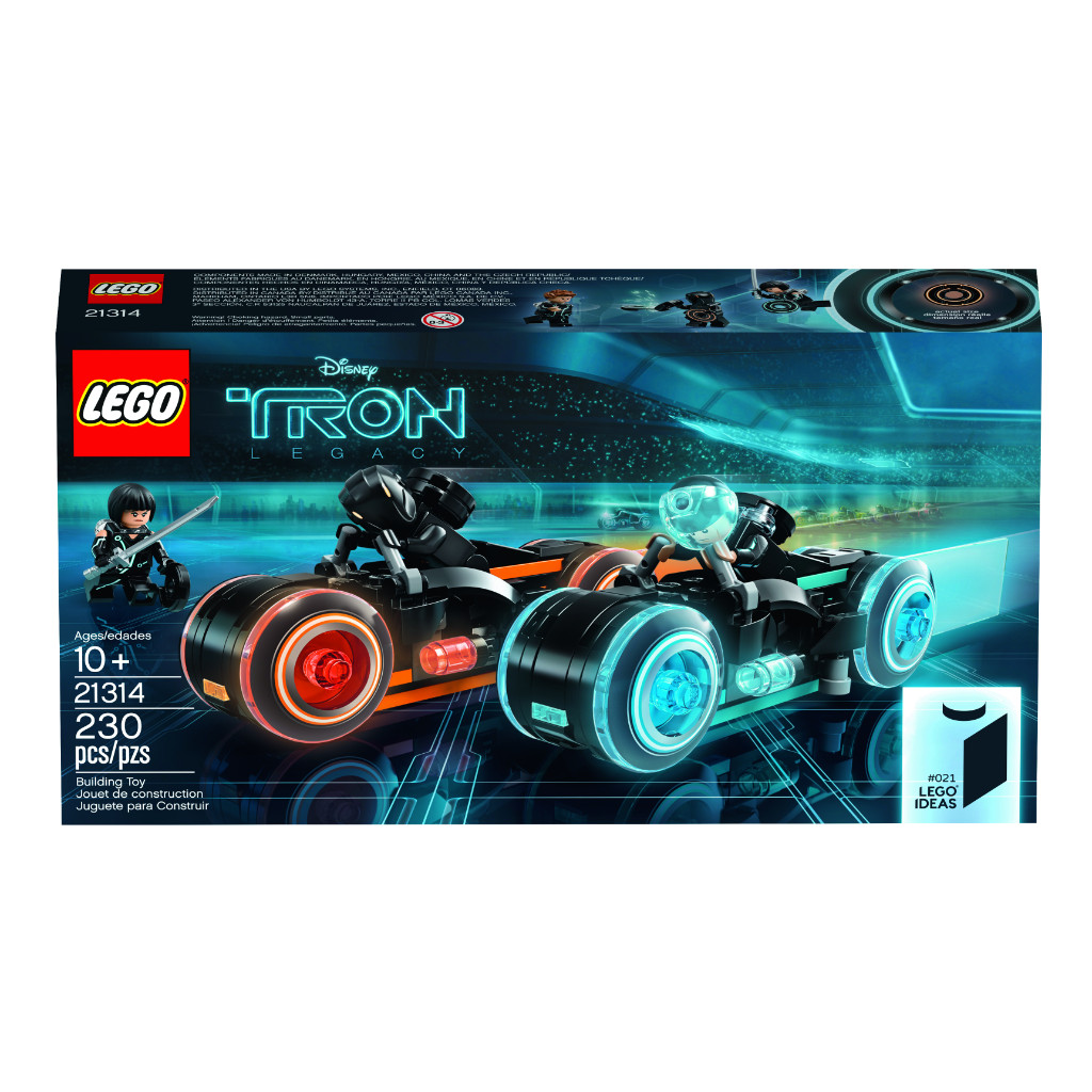 LEGO Ideas 21314 TRON Legacy 17