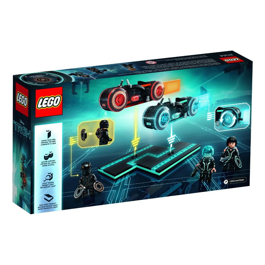 LEGO Ideas 21314 TRON Legacy 19