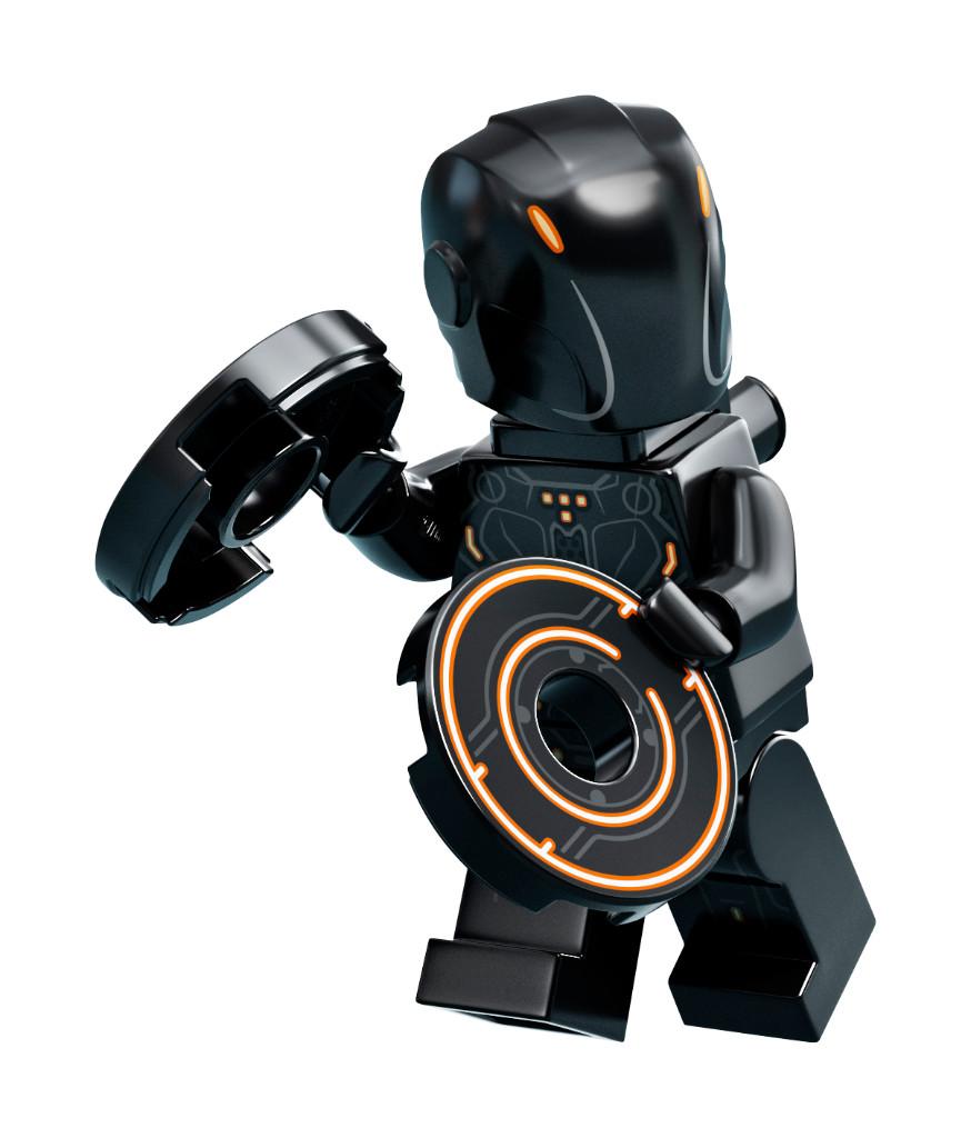 LEGO Ideas 21314 TRON Legacy 25