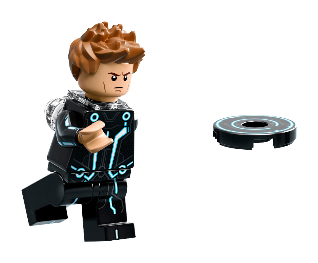 LEGO Ideas 21314 TRON Legacy 26