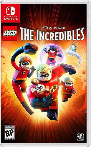 LEGO Incredibles Nintendo