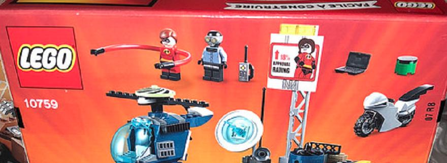 LEGO Juniors Incredibles 2 10759 Elastigirls Rooftop Pursuit Featured