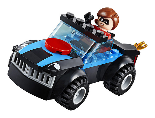 LEGO Juniors Incredibles 2 Underminers Bank Heist 3