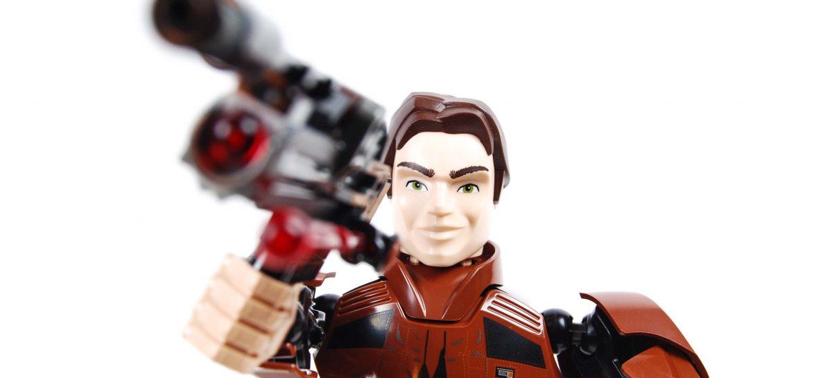 Han Solo Cover 1