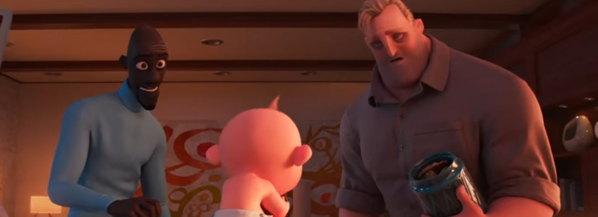 Incredibles 2 trailer featured
