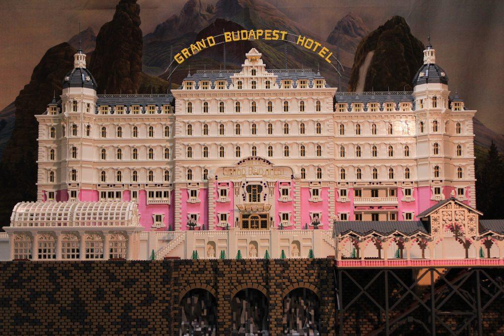 LEGO Budapest Hotel