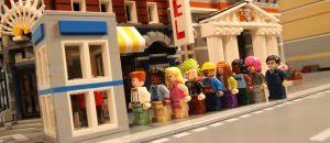 LEGO queue