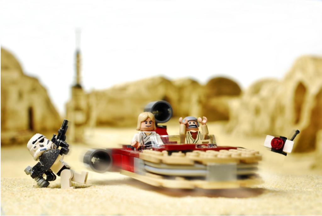 LEGOSpeedtrap