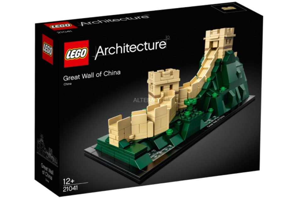 LEGO Architecture 21041 Great Wall Of China 1