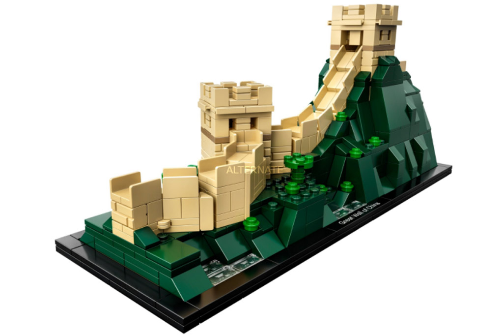 LEGO Architecture 21041 Great Wall Of China 2