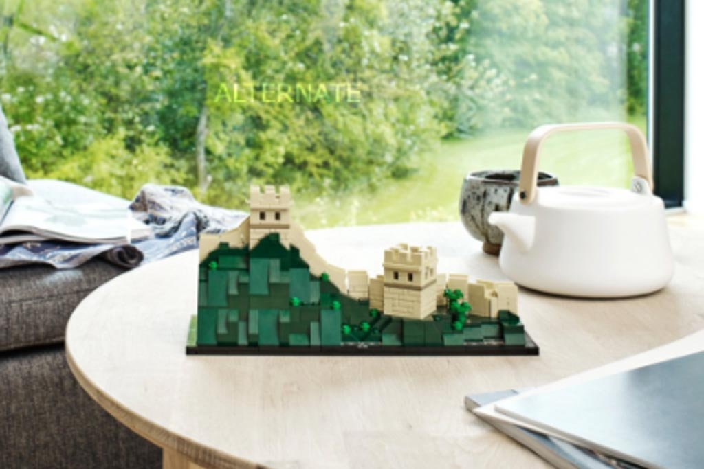 LEGO Architecture 21041 Great Wall Of China 5