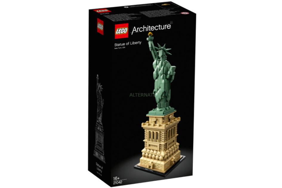 LEGO Architecture 21042 Statue Of Liberty 1