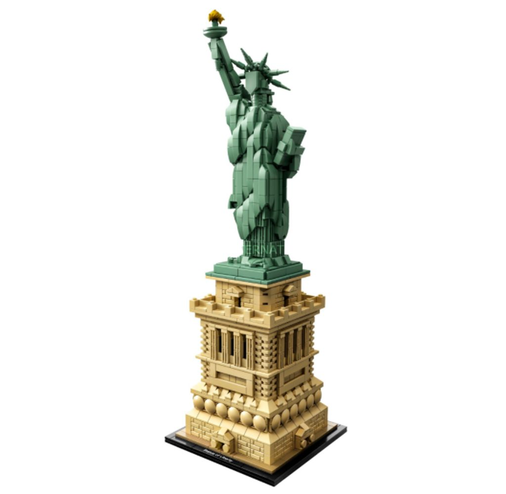 LEGO Architecture 21042 Statue Of Liberty 2 1024x1000
