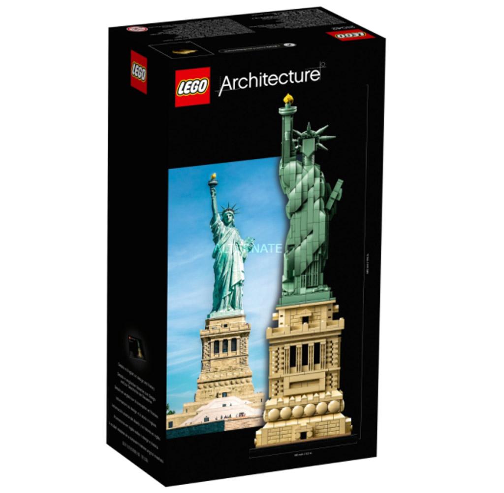 LEGO Architecture 21042 Statue Of Liberty 3