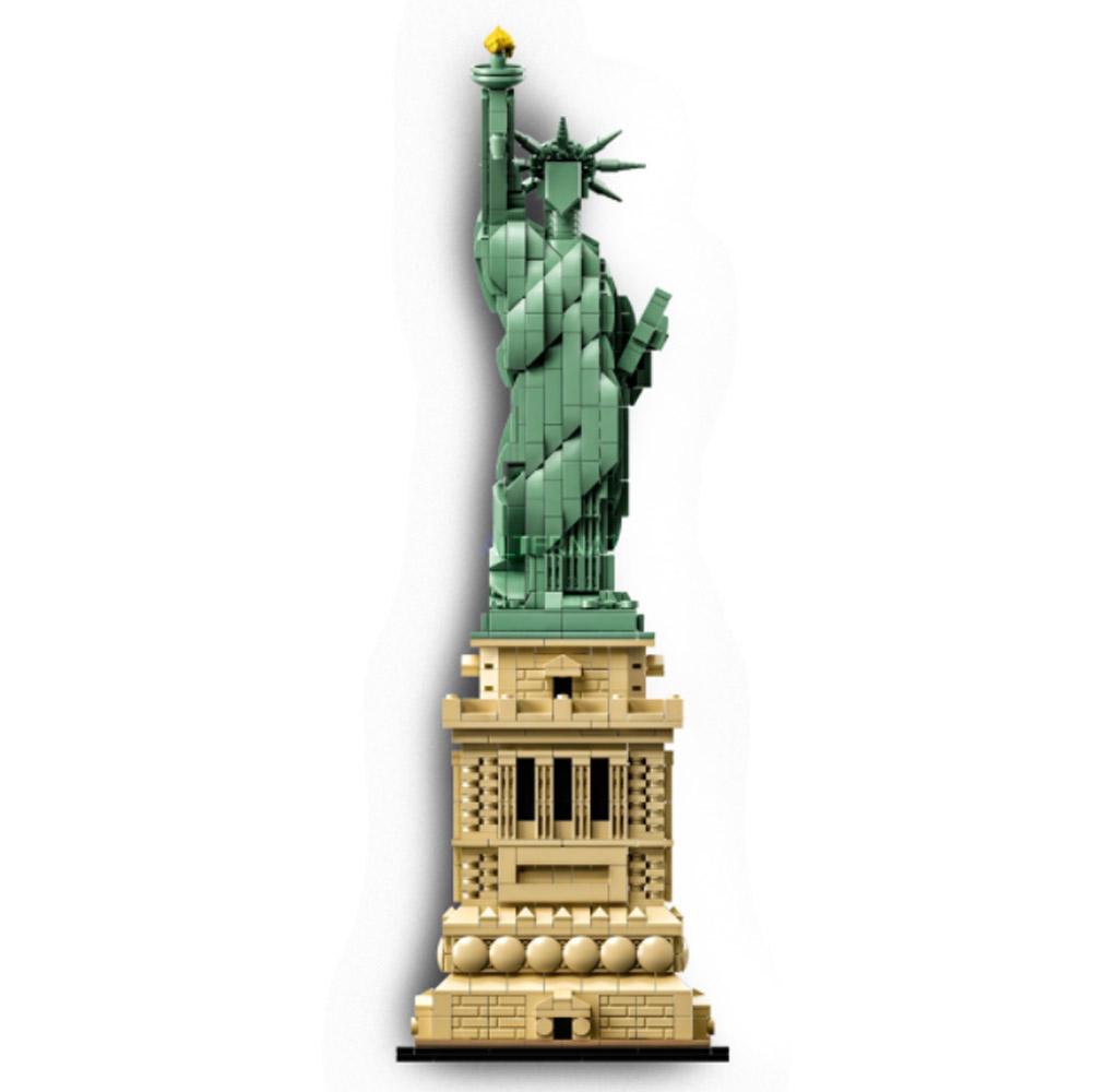 LEGO Architecture 21042 Statue Of Liberty 4