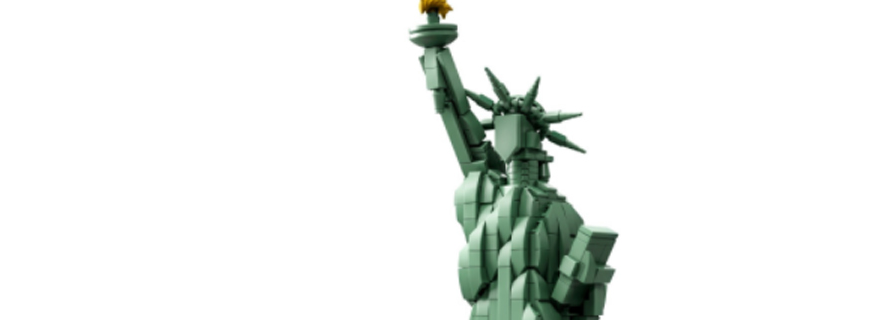 LEGO Architecture 21042 Statue Of Liberty Featured