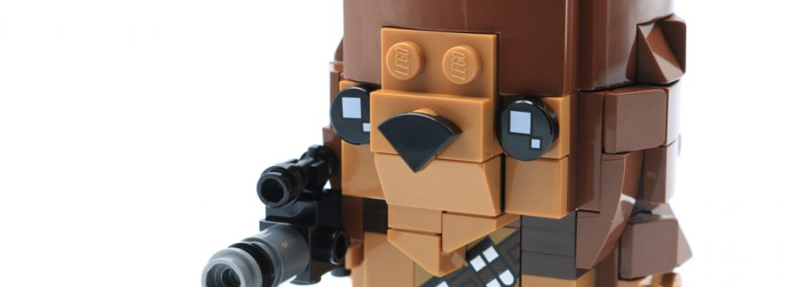 LEGO BrickHeadz 41609 Chewbacca featured 2