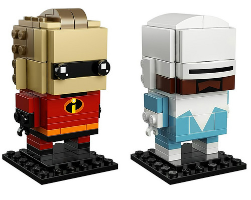 LEGO BrickHeadz 41613 Incredible Frozone 2