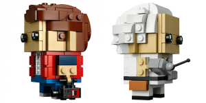 LEGO BrickHeadz Back To The Future 4 300x150