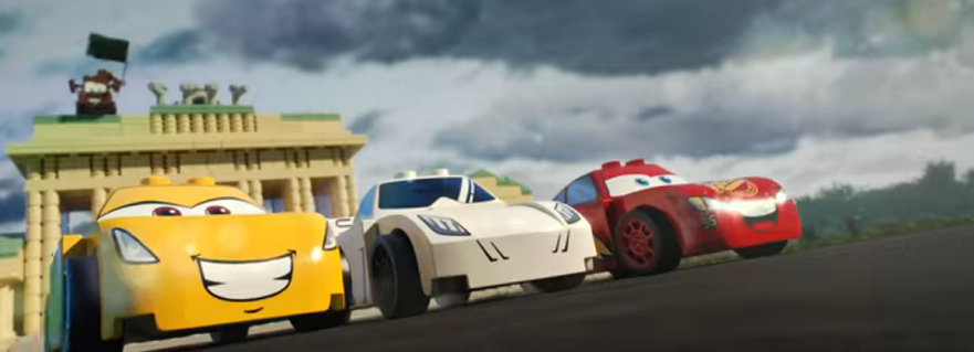 LEGO Cars Top Gear Featured