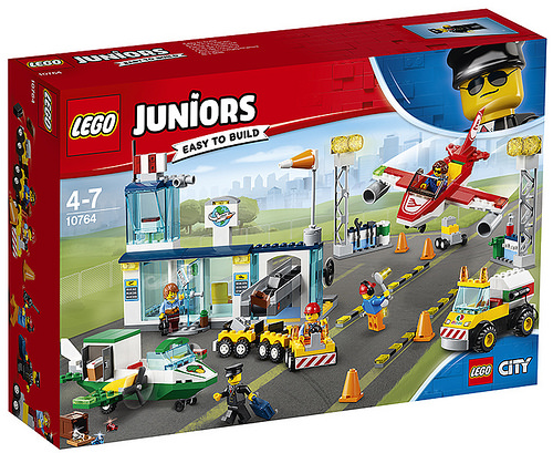 LEGO City 10764 City Central Airport