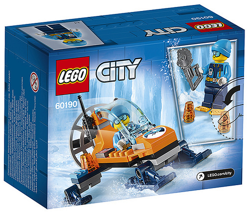 LEGO City 60190Ice Glider
