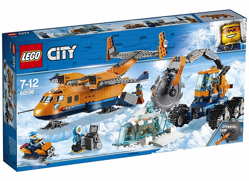 LEGO City 60196 Supply Aircraft
