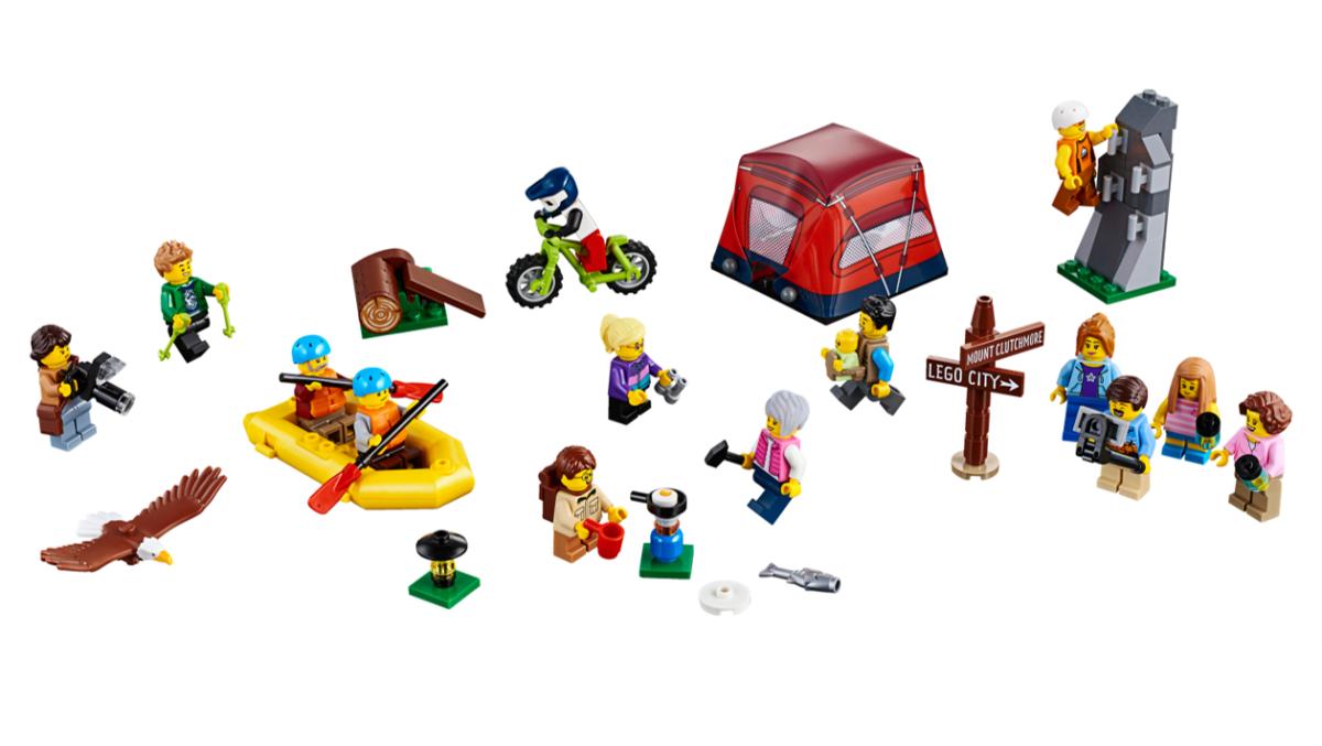 LEGO City 60202 Summer Adventures 1