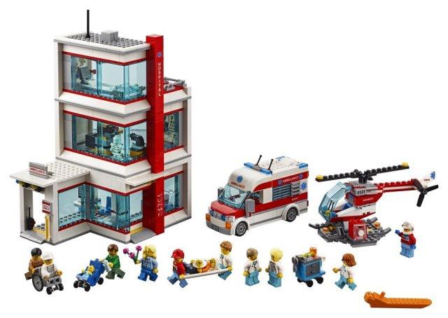 LEGO_City_60204_Hospital_3