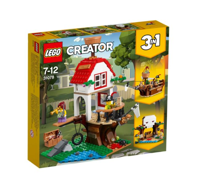 LEGO Creator 31078 Treehouse 1