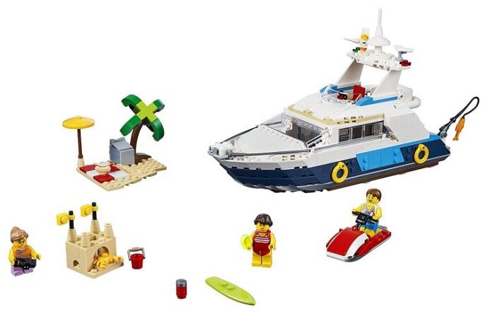LEGO Creator 31083 Cruising Adventures 1