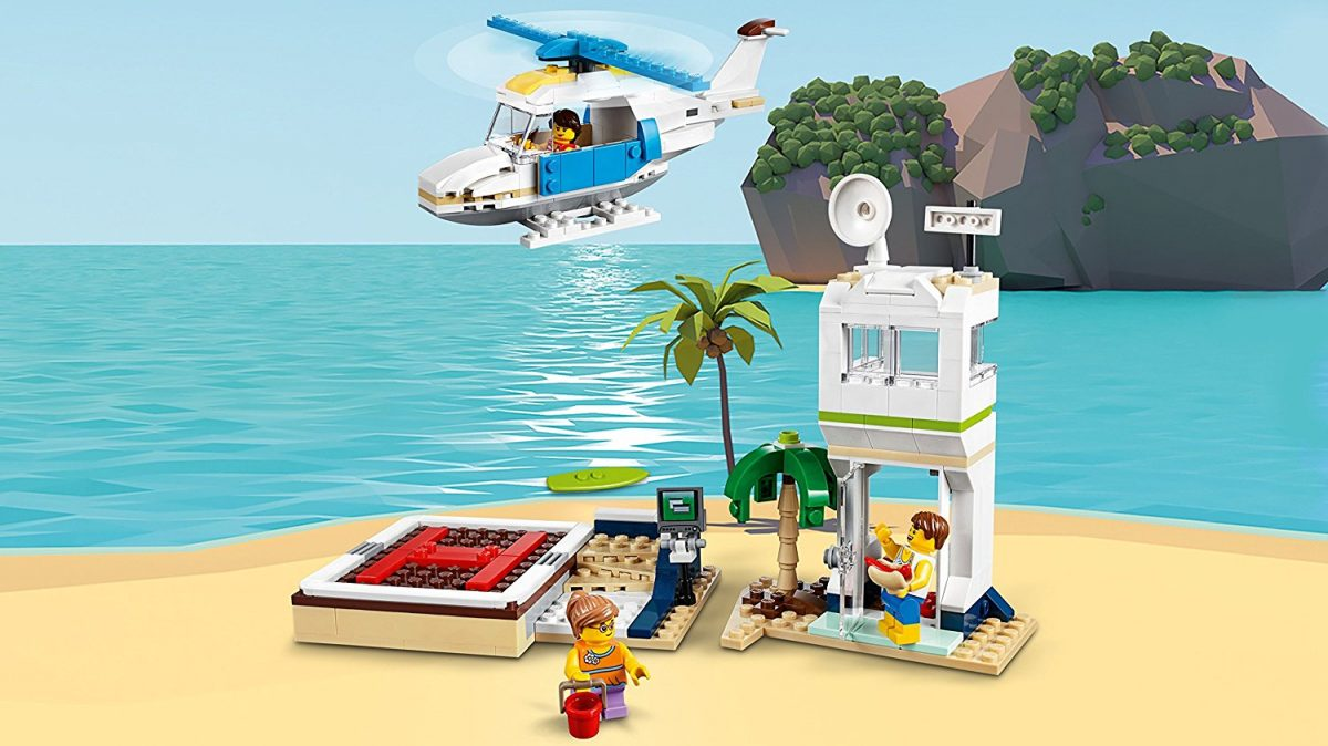 LEGO Creator 31083 Cruising Adventures 4