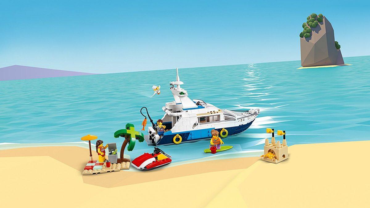 LEGO Creator 31083 Cruising Adventures 5