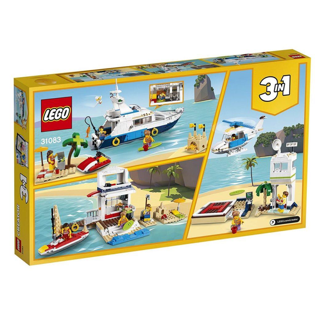 LEGO Creator 31083 Cruising Adventures 6