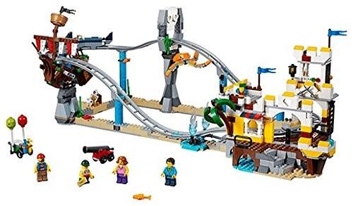 LEGO Creator 31084 Pirate Rollercoaster 1